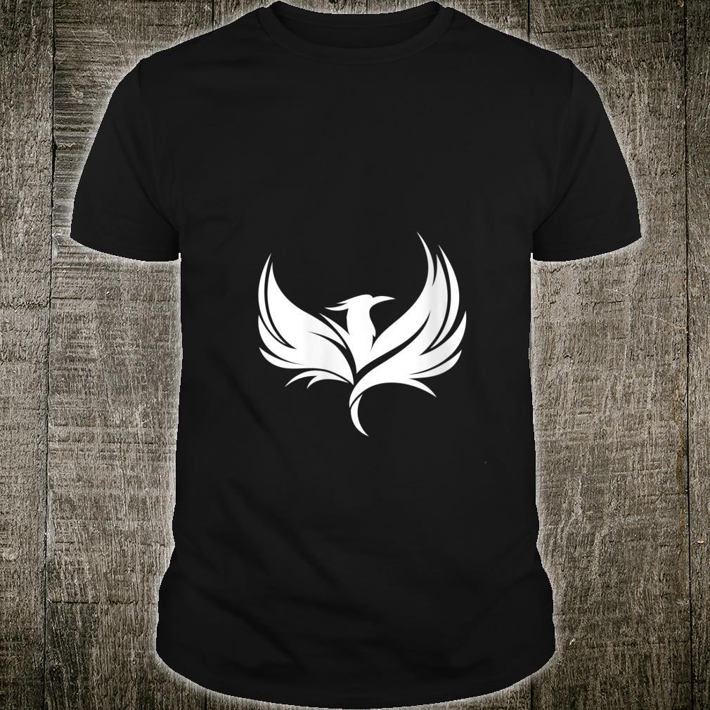 Tribal Black Phoenix Rock Punk Birthday Shirt