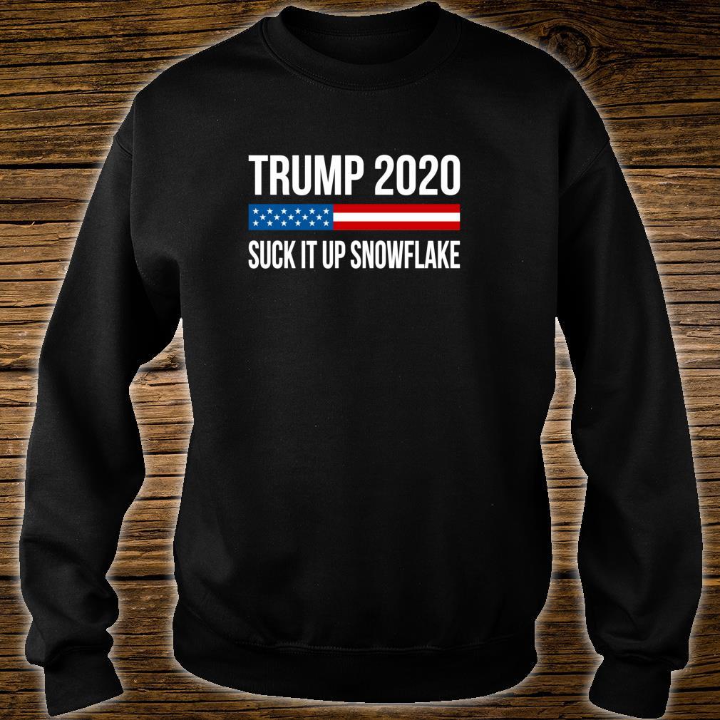 Trump 2020 Suck It Up Snowflake Shirt sweater
