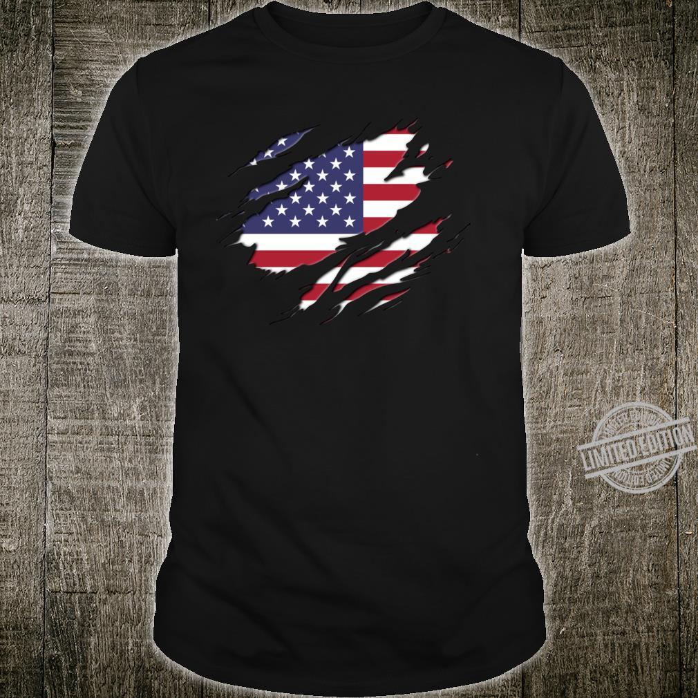 USA AMERICAN Flag Shirt