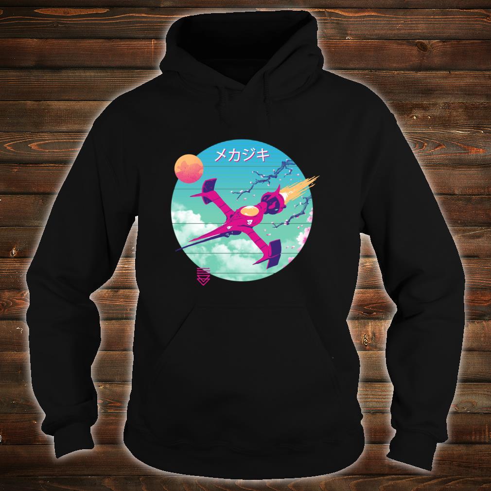Vapor Swordfish Shirt hoodie