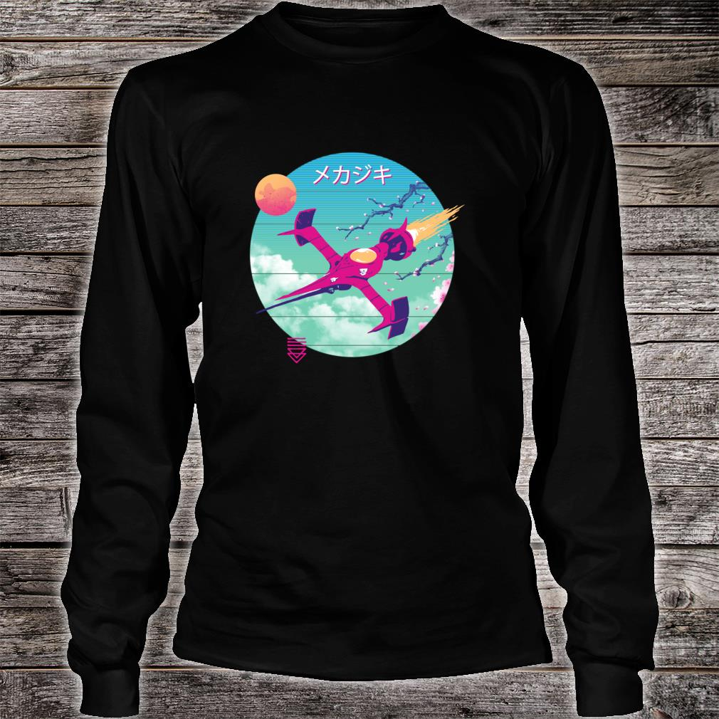 Vapor Swordfish Shirt long sleeved