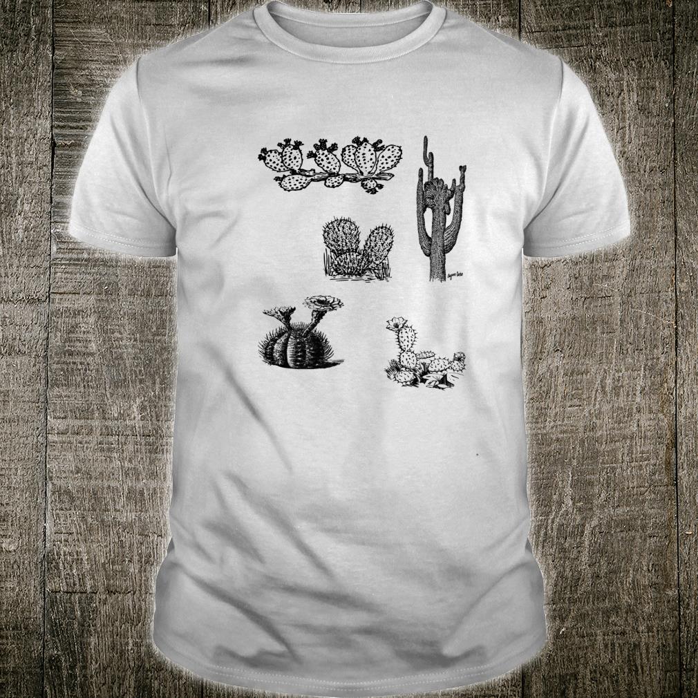 Vintage Cactus Cactii Shirt