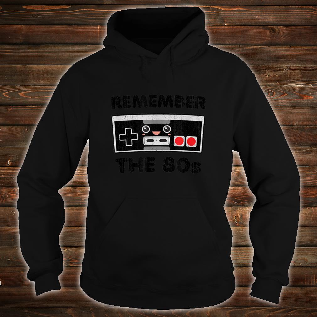 Vintage Eighties Retro Gamer Love Kawaiis Shirt hoodie