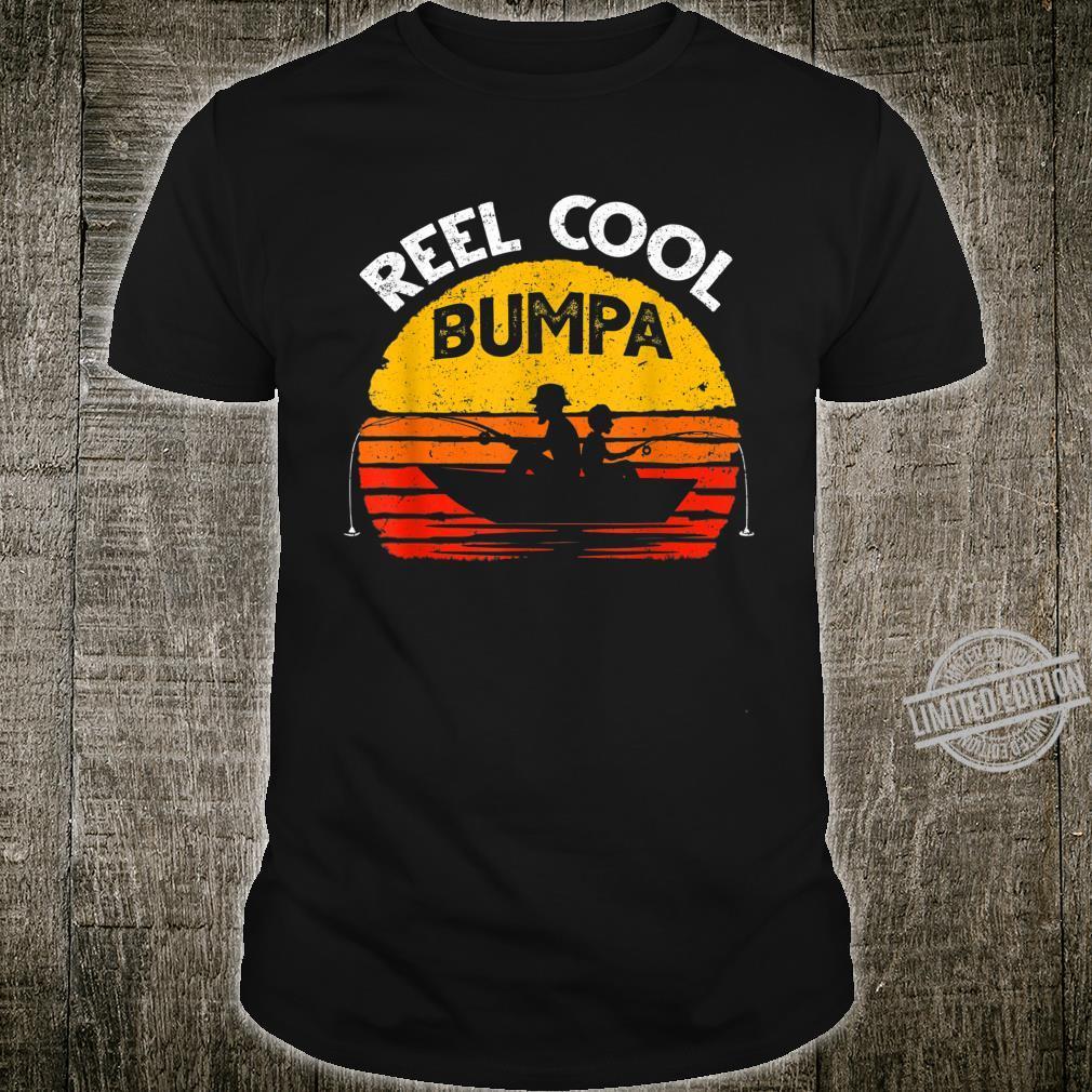 Vintage Reel Cool Bumpa Fish Fishing Shirt Father's Day Shirt